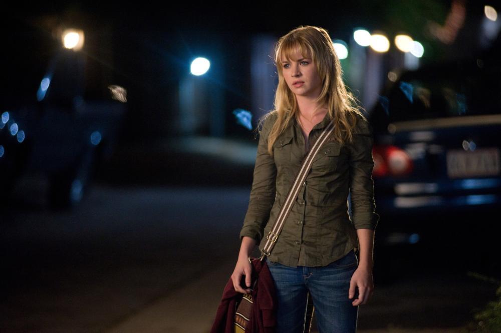 THE FIRST TIME, Britt Robertson, 2012, ph: Gemma LaMana/©Samuel Goldwyn Films