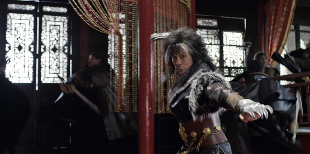 THE MAN WITH THE IRON FISTS, Byron Mann, 2012./©Universal Pictures