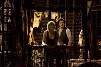 SILENT HILL: REVELATION 3D, from left: Adelaide Clemens, Kit Harington, 2012. ph: Kerry Hayes/©Open Road Films