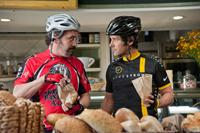 THIS IS 40, l-r: Robert Smigel, Paul Rudd, 2012, ph: Suzanne Hanover/©Universal Pictures