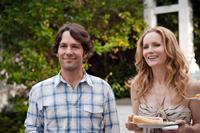 THIS IS 40, l-r: Paul Rudd, Leslie Mann, 2012, ph: Suzanne Hanover/©Universal Pictures