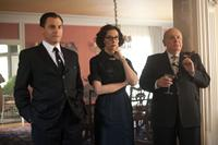 HITCHCOCK, from left: Michael Stuhlbarg, Toni Collette, Anthony Hopkins as Alfred Hitchcock, 2012. ph: Suzanne Tenner/TM and ©Fox Searchlight Pictures. All rights reserved.