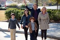 PARENTAL GUIDANCE, from left: Joshua Rush, Bailee Madison, Billy Crystal, Kyle Harrison Breitkopf, Bette Midler, 2012. ph: Phil Caruso/TM and Copyright ©20th Century Fox Film Corp. All rights reserved.