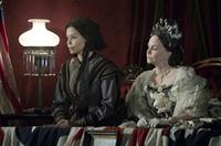 LINCOLN, from left: Gloria Reuben, Sally Field as Mary Todd Lincoln, 2012. ph: David James/TM and Copyright ©20th Century Fox Film Corp. All rights reserved.