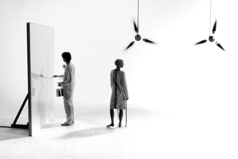 SHIT YEAR, from left: Luke Grimes, Ellen Barkin, 2010. ©Cinemad Presents
