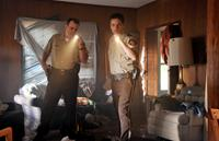 COURAGEOUS, from left: Alex Kendrick, Kevin Downes, 2011. ©TriStar Pictures