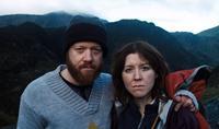 SIGHTSEERS, (aka TOURISTES), from left: Steve Oram, Alice Lowe, 2012. ©IFC Films