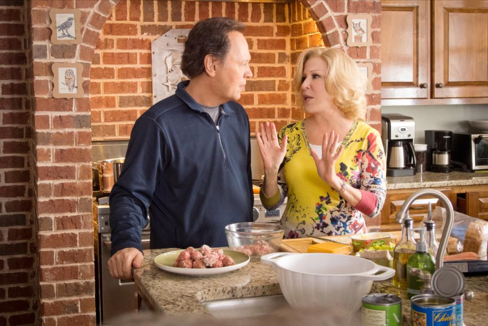 PARENTAL GUIDANCE, l-r: Billy Crystal, Bette Midler, 2012, ph: Phil Caruso/TM and Copyright ©20th Century Fox Film Corp. All rights reserved.