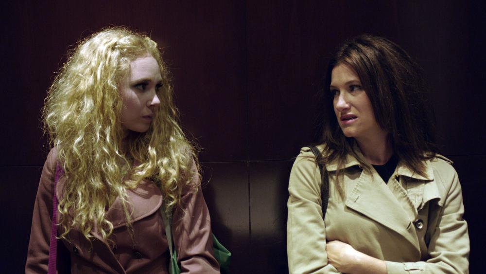 AFTERNOON DELIGHT, l-r: Juno Temple, Kathryn Hahn, 2013, ph: Jim Frohna