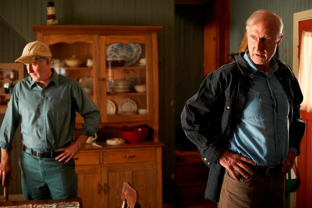 STILL, from left: Rick Roberts, James Cromwell, 2012, ©Samuel Goldwyn Films