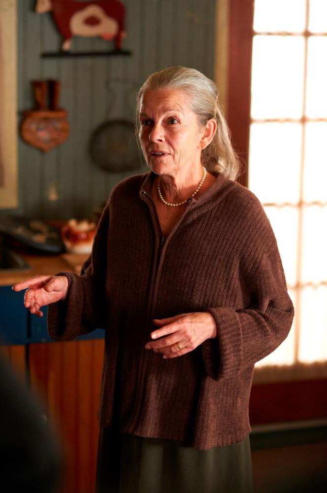 STILL, Genevieve Bujold, 2012, ©Samuel Goldwyn Films