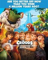 The Croods One Sheet