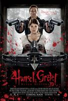 HANSEL & GRETEL: WITCH HUNTERS, (aka HANSEL AND GRETEL: WITCH HUNTERS), US advance poster art, from front: Gemma Arterton, Jeremy Renner, 2013. ©Paramount Pictures