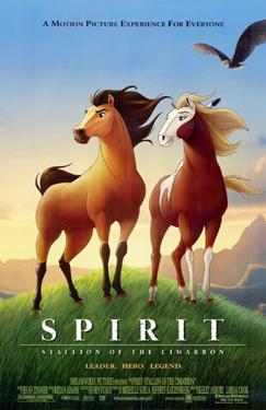 Spirit: Stallion of the Cimarron - A Family Favourites Presentation