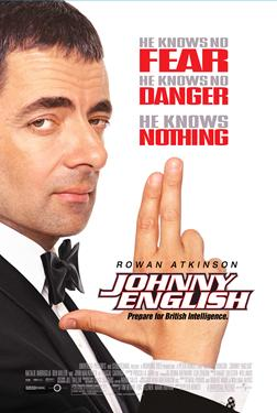 Johnny English - A Family Favourites Presentation