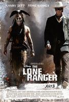 The Lone Ranger One Sheet