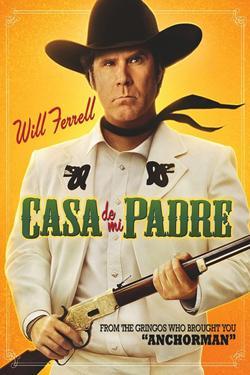 Casa de mi Padre (Spanish w/e.s.t.)