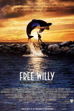 Free Willy - A Family Favourites Presentation