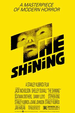 The Shining - A Most Wanted Mondays Presentation