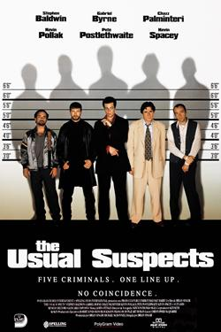 The Usual Suspects - Presented at the Great Digital Film Festival 2011