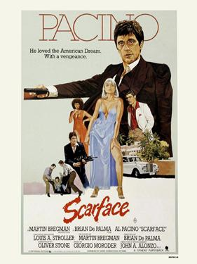 Scarface - Presented at The Great Digital Film Festival 2012