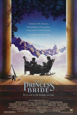 The Princess Bride - A Most Wanted Movies Presentation