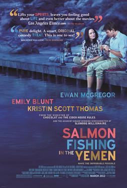 Salmon Fishing In Yemen