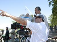 BEAUTIFUL CREATURES, director Richard LaGravenese, on set, 2013. ph: John Bramley/©Warner Bros. Pictures