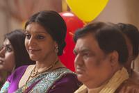 ALL IN GOOD TIME, from left: Meera Syal, Harish Patel, 2012.