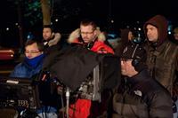 SNITCH, director Ric Roman Waugh (center), on set, 2013. ph: Steve Dietl/©Summit Entertainment