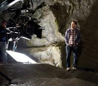 JACK THE GIANT SLAYER, director Bryan Singer, on set, 2013. ph: Daniel Smith/©Warner Bros. Pictures