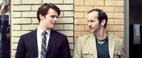 C.O.G., from left: Jonathan Groff, Denis O'Hare, 2013. ph: David King