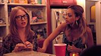 THE KITCHEN, from left: Pepper Binkley, Amber Stevens, 2012. ©Monterey Media