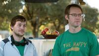 THE HAPPY POET, from left: Jonny Mars, Paul Gordon, 2010.