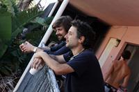 SPRING BREAKERS, director Harmony Korine, on set, 2012./©Annapurna Pictures