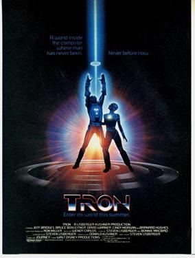Tron - A Great Digital Film Festival Presentation