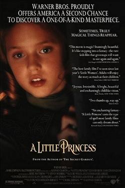 A Little Princess - A Family Favourites Presentation