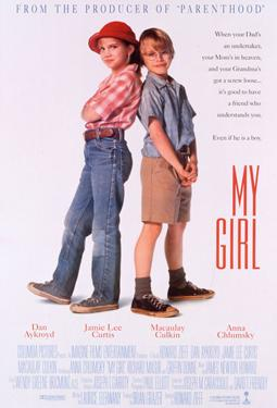 My Girl - A Family Favourites Presentation
