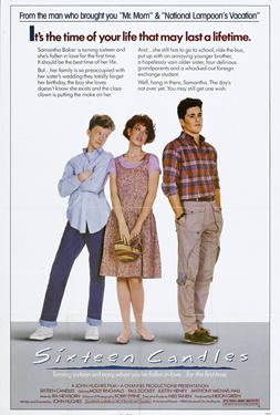 Sixteen Candles - Presented at The Great Digital Film Festival 2012
