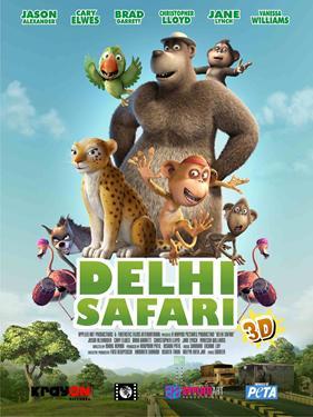 Delhi Safari