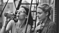 FRANCES HA, from left: Mickey Sumner, Greta Gerwig, 2012. ©IFC Films