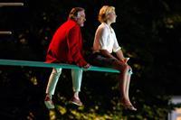 THE BIG WEDDING, from left: Robert De Niro, Katherine Heigl, 2012. ph: Barry Wetcher/©Lionsgate