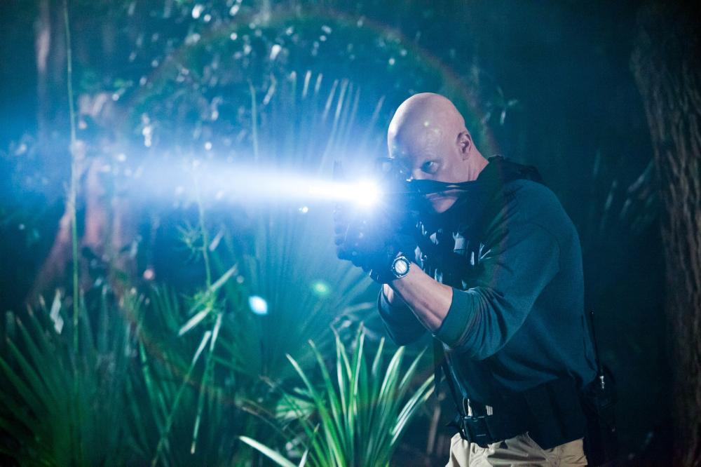 HATCHET III, Derek Mears, 2012. ©Dark Sky Films
