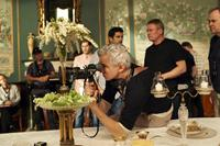 THE GREAT GATSBY, director Baz Luhrmann, on set, 2013. ph: Justin Ridler/©Warner Bros. Pictures