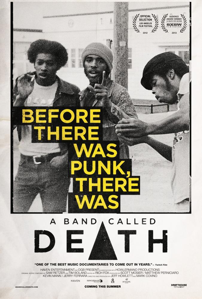 A Band Called Death Cineplex.com | ...