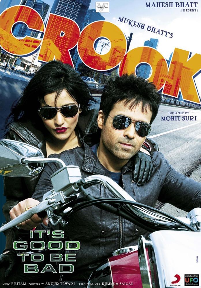 Crook (2010) Hindi 720p WEBHD x264 AAC  500MB [Best Quality]