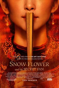 Snow Flower and the Secret Fan (Chinese w/e.s.t.)