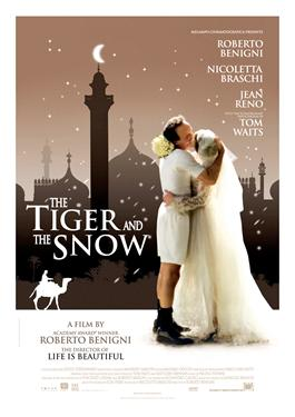 the tiger and the snow movie Available on dvd/blu-ray, plus trailers and reviews for the tiger and the snow (la tigre e la neve) benigni returns to the flavour of 1998 world-wide hit 'life is beautiful.