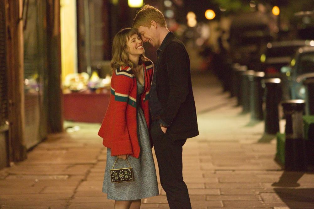ABOUT TIME, from left: Rachel McAdams, Domhnall Gleeson, 2013. ©Universal Pictures