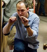 NOW YOU SEE ME, director Louis Leterrier, on set, 2013. ph: Barry Wetcher/©Summit Entertainment